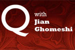 Q with Jian Ghomeshi