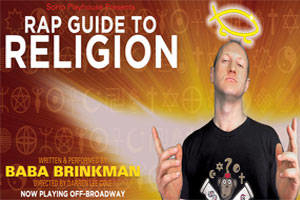 Rap Guide to Religion