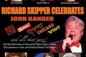 Richard Skipper Celebrates John Kander