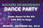 Rockers on Broadway - Dance Party!