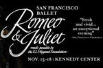San Francisco Ballet: Romeo & Juliet