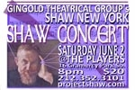 Shaw New York's Shaw Concert