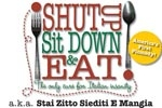 Shut Up, Sit Down, and Eat