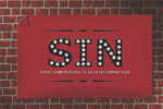 Sin: A New Fashioned Spectacle of Legendary Vice