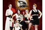 Six Dead Queens and an Inflatable Henry!