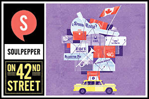 Soulpepper on 42nd Street