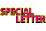Special Letter