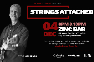 Strings Attached, Featuring Steve Cardenas