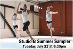 Studio B Summer Sampler