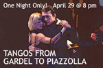 Tangos from Gardel to Piazzolla