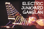 Terry Dame's Electric Junkyard Gamelan