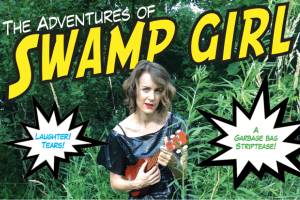 The Adventures of Swamp Girl