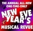 The Annual All-New One-Time-Only New Year's Eve Musical Revue
