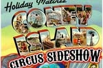 The Coney Island Circus Sideshow