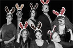 The Eight: Reindeer Monologues (ASL Performance)