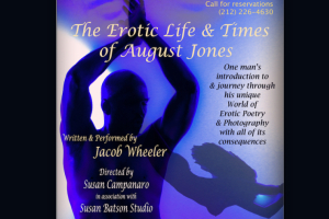 The Erotic Life & Times of August Jones