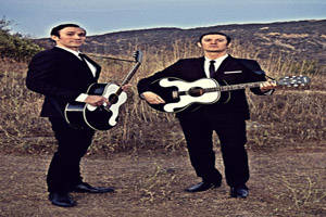 The Everly Brothers Experience (Featuring the Zmed Brothers)