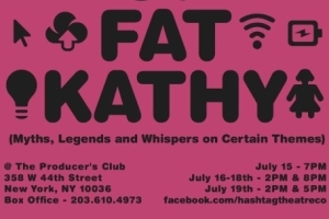 The Gospel of Fat Kathy (Myths, Legends and Whispers on Certain Themes)
