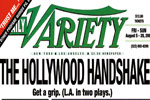 The Hollywood Handshake