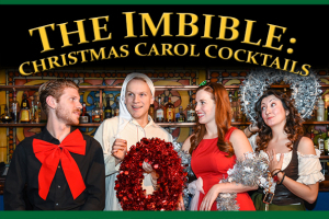 The Imbible: Christmas Carol Cocktails
