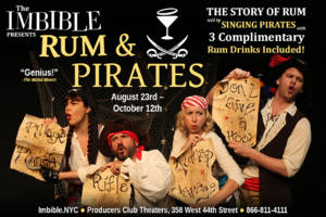 The Imbible: Rum Drinks...And Pirates!