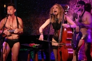 The Skivvies and Desperate Measures Concert