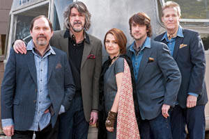 The SteelDrivers - The Long Way Down Tour