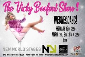 The Vicky Boofont Show!