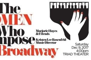 The Women Who Compose for Broadway