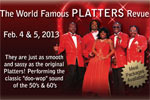 The World Famous Platters Revue