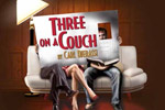 Three on a Couch