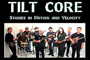 Tilt Core: Studies in Motion & Velocity