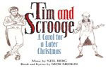 Tim and Scrooge (NYMF)