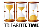 Tripartite Time (three one act plays)