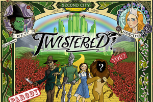 Twistered! The Wickedly Ridiculous Wizard of OZ