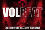 Volbeat Featuring Hellyeah and Iced Earth