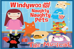 Windywoo and Her Naughty Naughty Pets