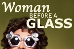 Woman Before A Glass