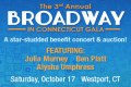 3rd Annual Broadway In Connecticut Gala Tickets - Connecticut