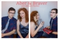 Aber & Braver (we almost rhyme) Tickets - New York