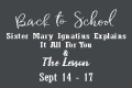 Back to School Tickets - New York City