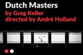 Dutch Masters Tickets - New York City