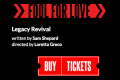 Fool for Love Tickets - San Francisco
