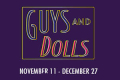 Guys and Dolls Tickets - Washington, DC