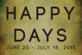 Happy Days Tickets - New York