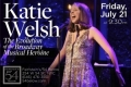 Katie Welsh: The Evolution of the Broadway Musical Heroine Tickets - New York