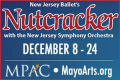 New Jersey Ballet's Nutcracker with New Jersey Symphony Orchestra Tickets - New Jersey