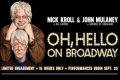 Oh, Hello on Broadway Tickets - New York