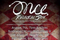 Once Reunion Jam Tickets - New York City