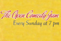 Open Comedy Jam Tickets - Massachusetts